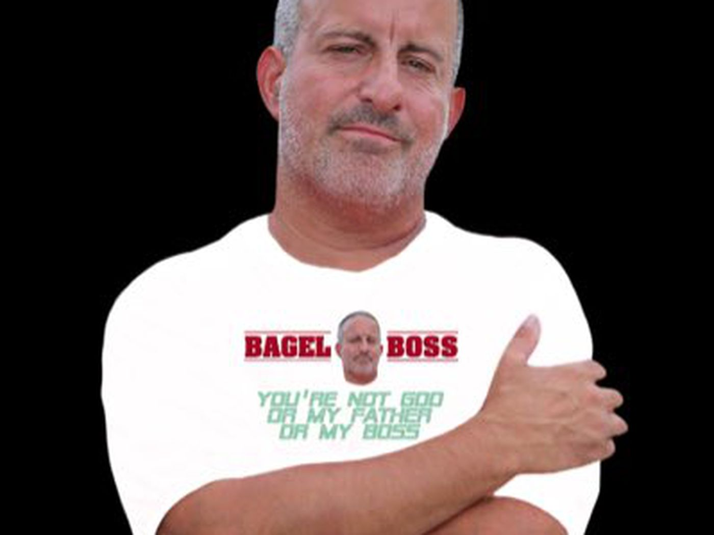 Angry Bagel Guy From Long Island Chris Morgan Reportedly Lives in a