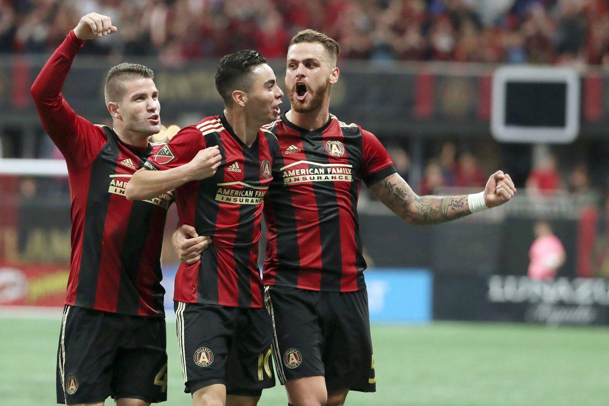MLS: D.C. United at Atlanta United FC