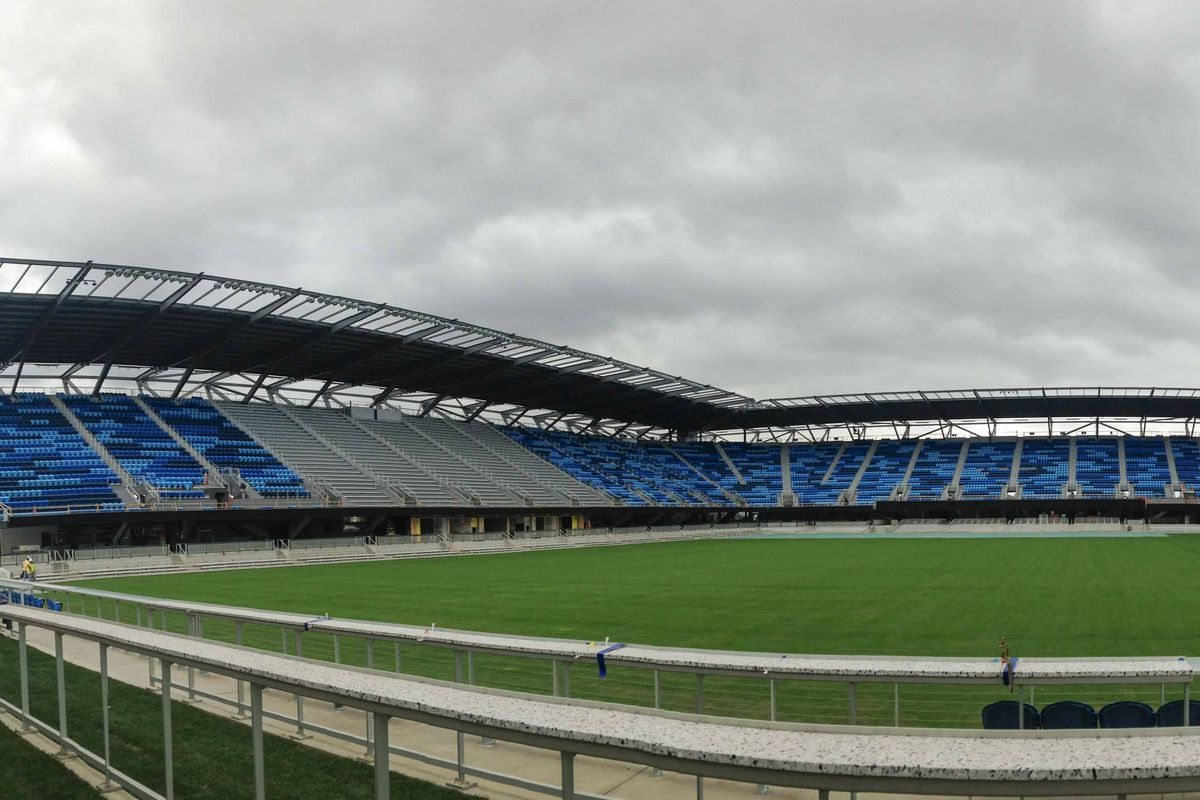 Avaya Stadium will host 15 San Jose Earthquakes regular season games in 2015