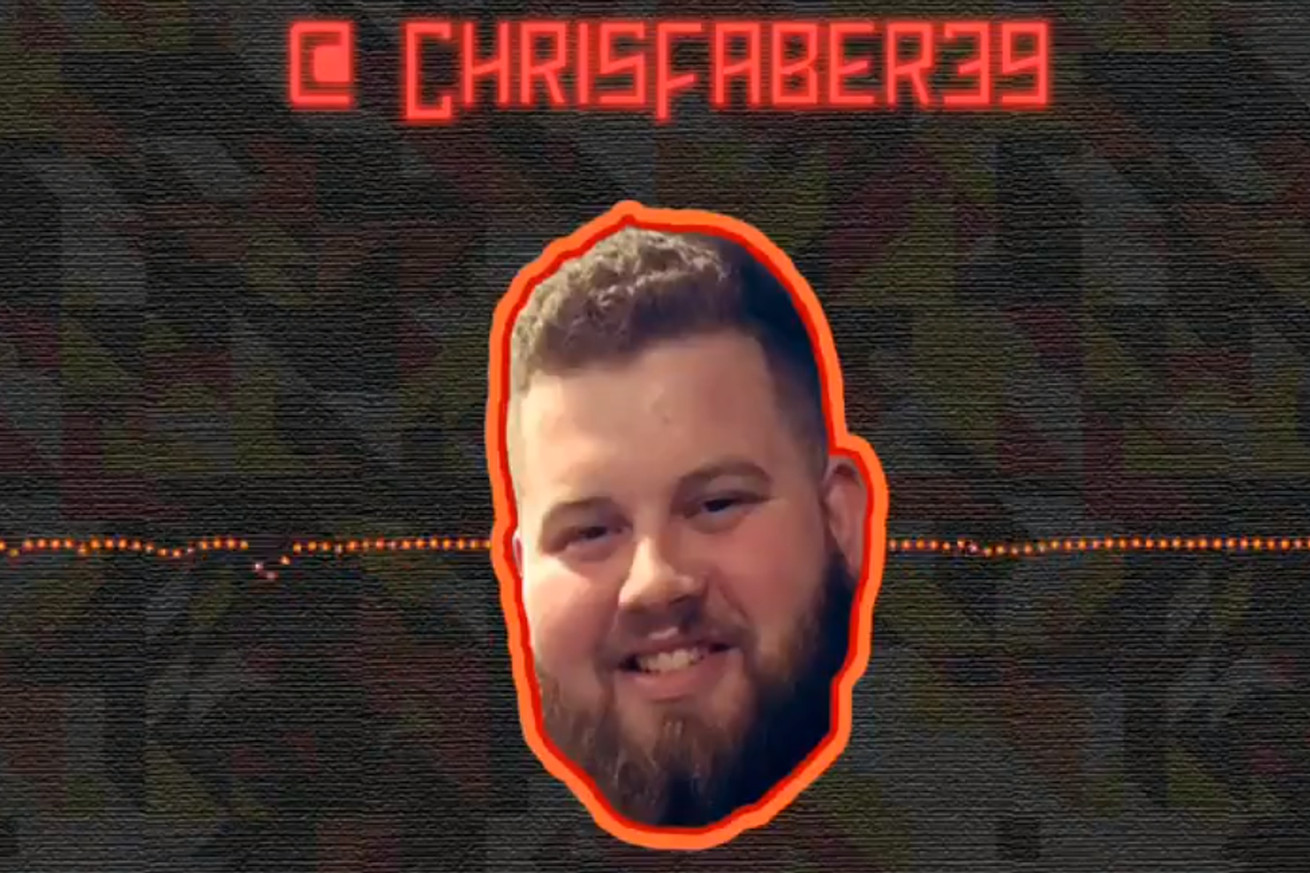 The host of Canucks Conversation, Chris Faber