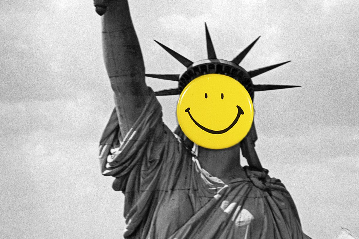 america is obsessed with happiness  u2014 and it u2019s making us