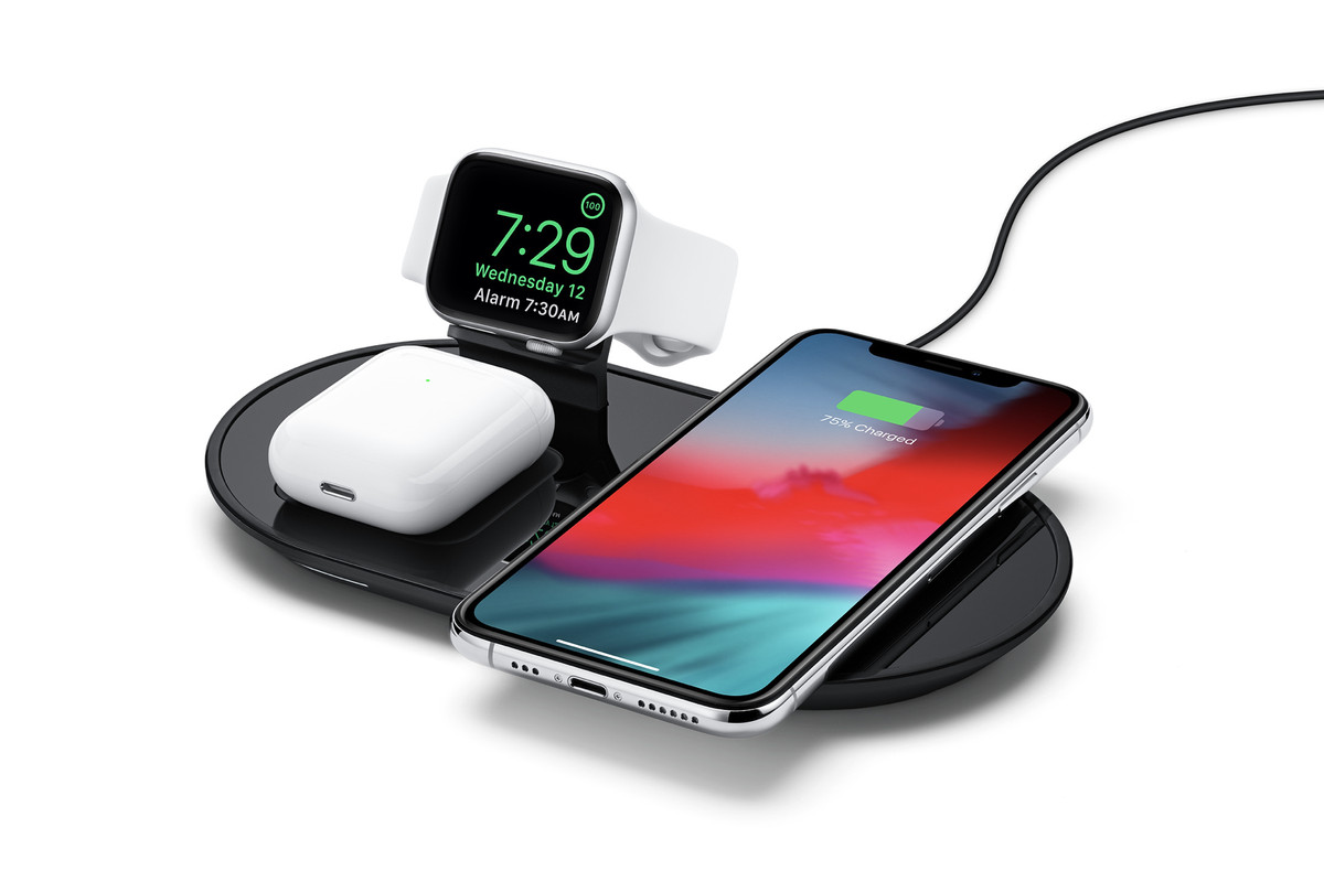 newest c51a7 9f2fb This Mophie wireless charger is probably the closest thing to ...