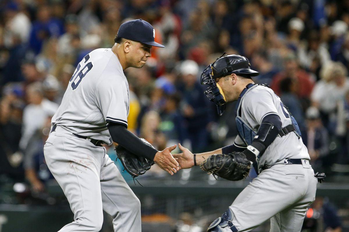 MLB: New York Yankees at Seattle Mariners