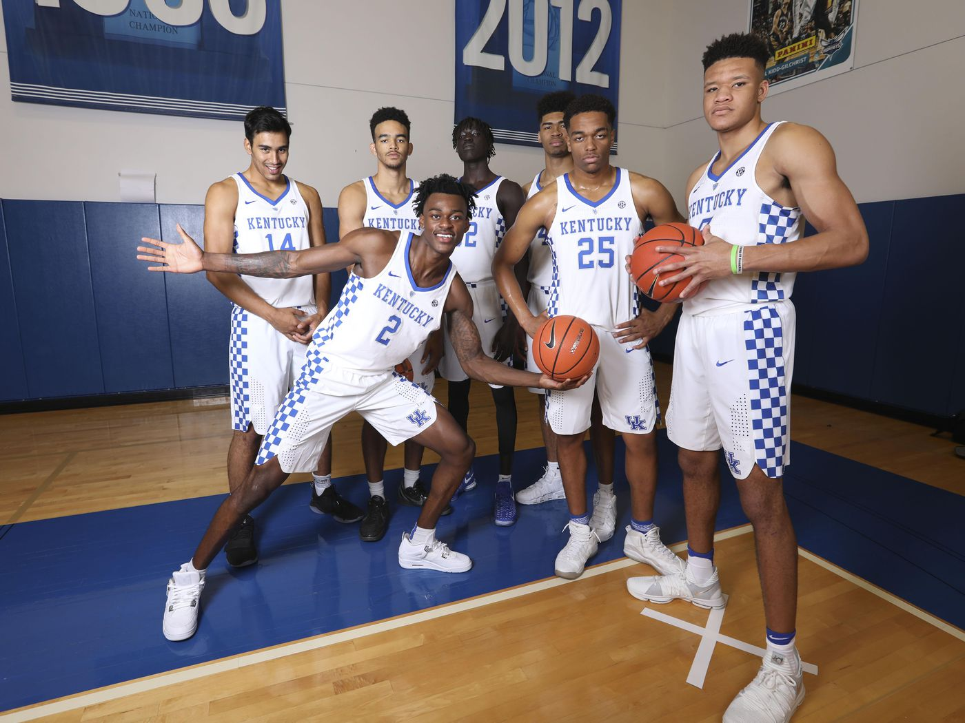 Kentucky Basketball Preview Wildcats Still Top An Improving
