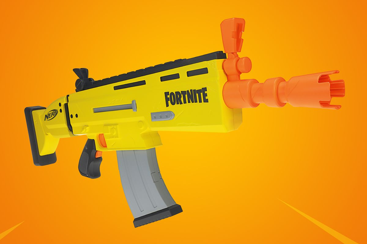 Fortnite S Scar Will Make Its Nerf Debut Next Summer The Verge