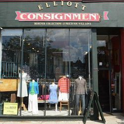 """We didn't forget about the guys! Though <a href=""""http://www.elliottconsign.com/"""">Elliott Consignment</a> boasts apparel and accessories for both guys and gals, the men's suits, shoes and jeans are where this place really shines. With two locations in Lake"""