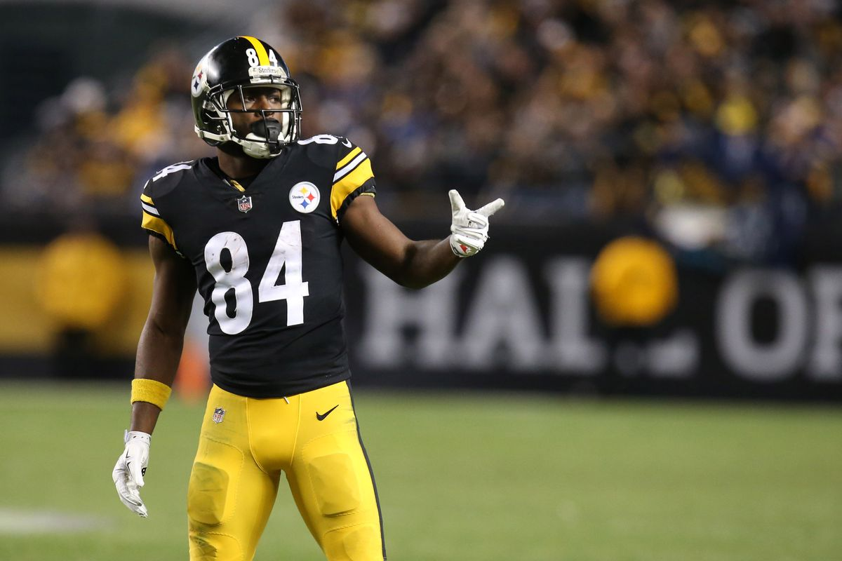 Antonio Brown Trade Bills Acquisition Of Steelers Receiver