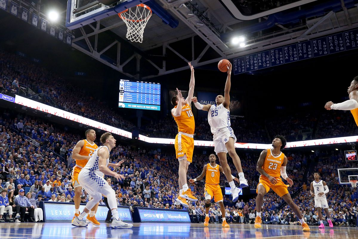 Kentucky Basketball Is An Enigma Well Into The Season: Kentucky Wildcats Basketball: The Cats' Best Performance
