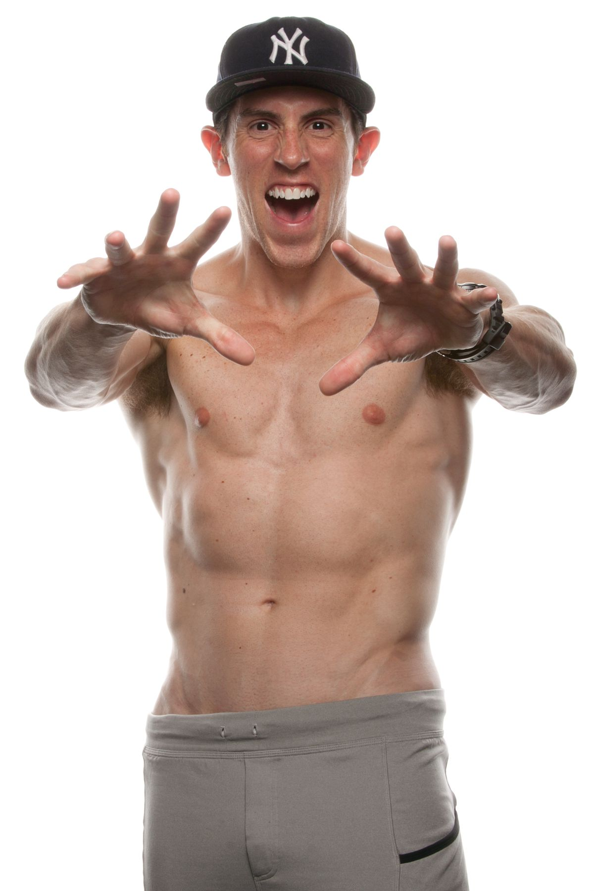 NYC's Hottest Trainer 2015 Contestant #16: Matt Nolan, Barry's Bootcamp