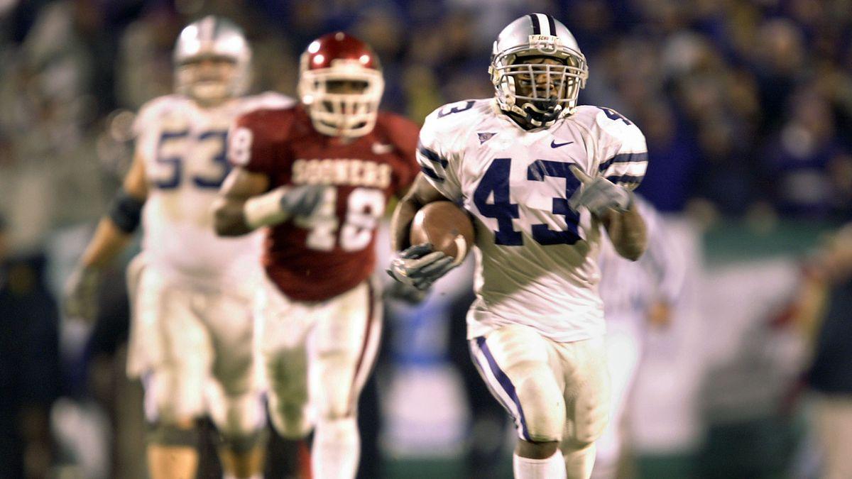 2003 Big 12 Championship Kansas State Vs Oklahoma Bring On The Cats