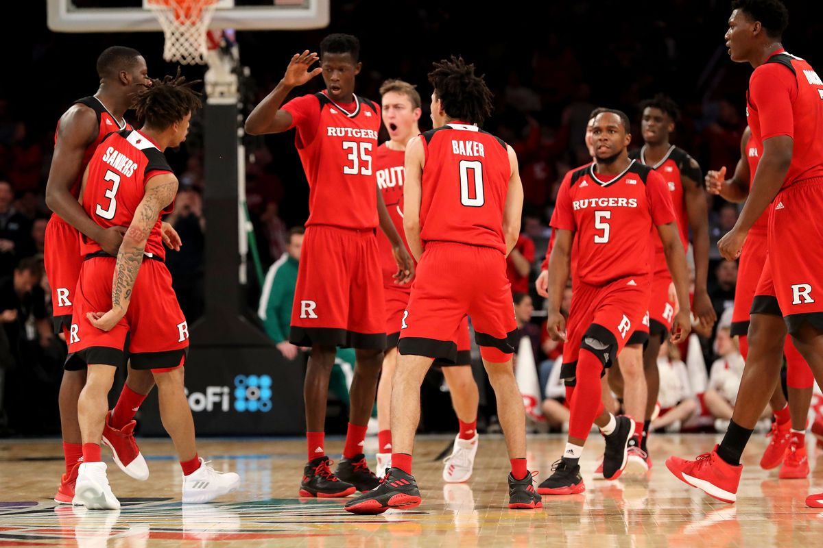 rutgers men's basketball finishes with highest kenpom ranking
