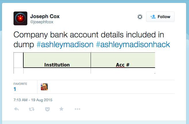 Ashley Madison DMCA