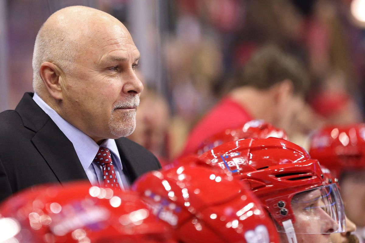Barry Trotz Resigns as Washington Capitals head coach - Lighthouse ... e7240992c371