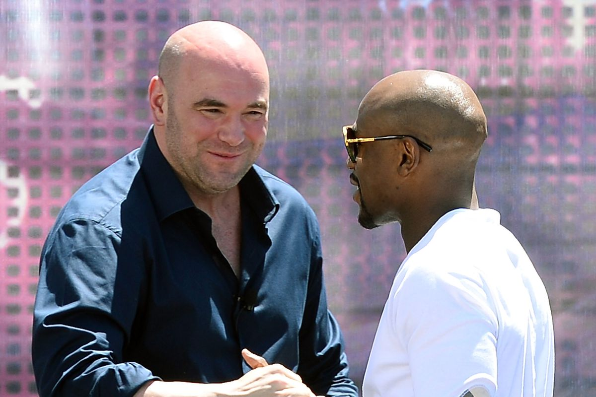 Floyd Mayweather Opens as Heavy Betting Favorite Over Conor McGregor