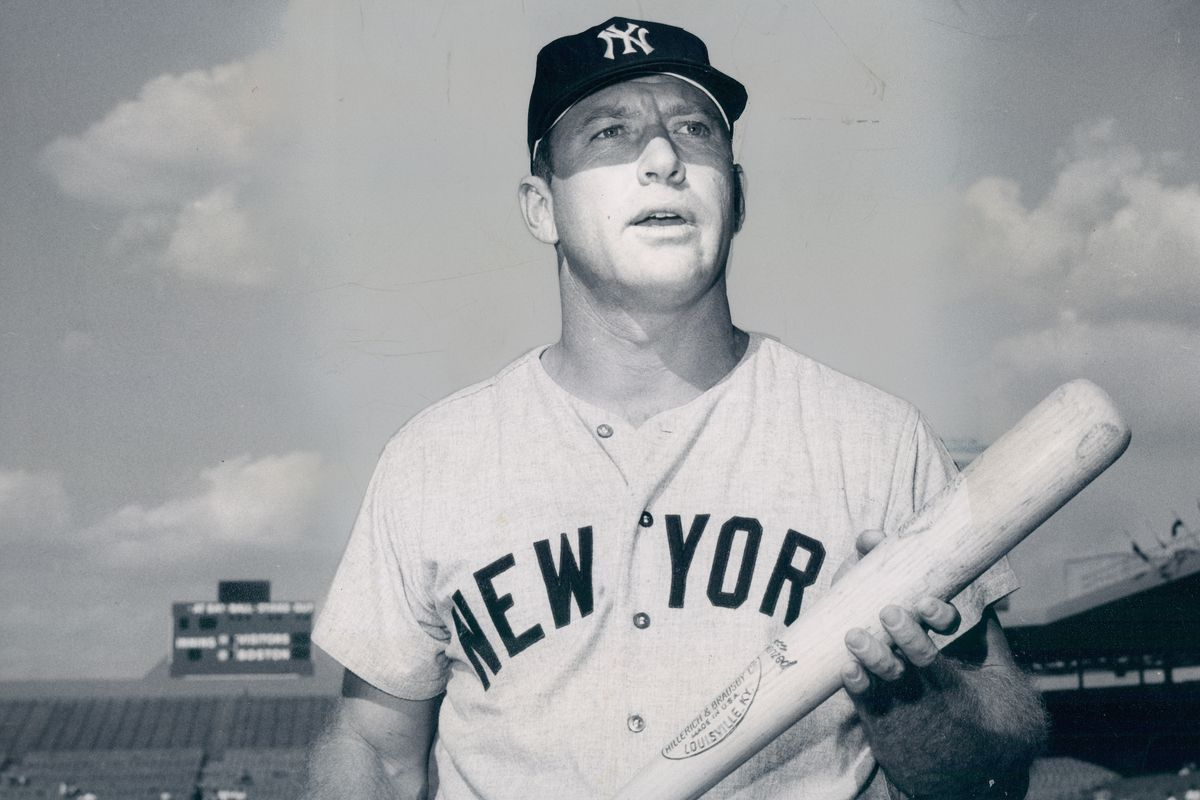 Mickey Mantle...