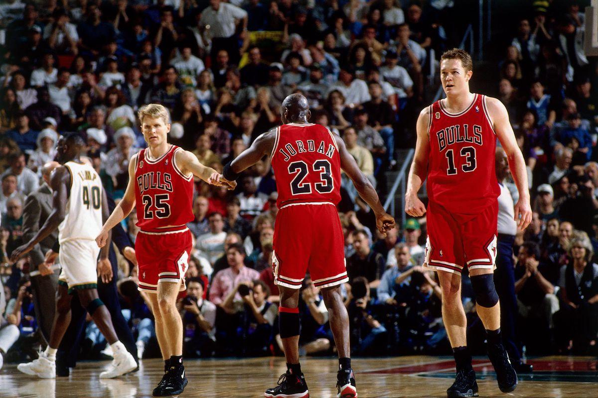 1996 NBA Finals Game 3: Chicago Bulls v. Seattle SuperSonics