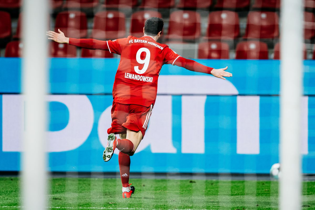 Bayer 04 Leverkusen v FC Bayern Muenchen - Bundesliga for DFL