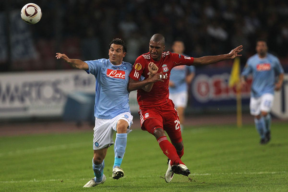 Napoli and Liverpool emerged from Europa League Group K, joining 22 other teams in the second round of the tournament.