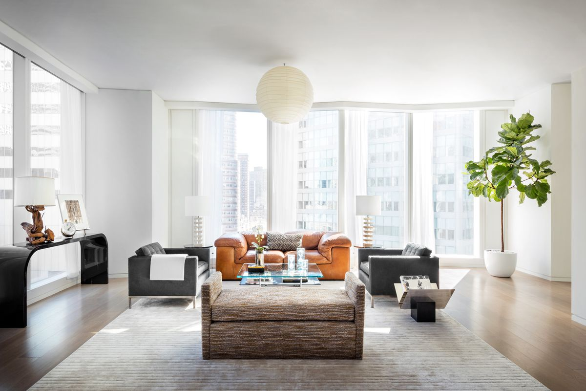 Inside Norman Foster S Slender Midtown Tower At 100 East