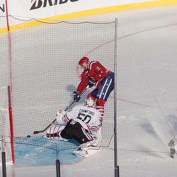 Fehr Scores His Third Winter Classic Goal