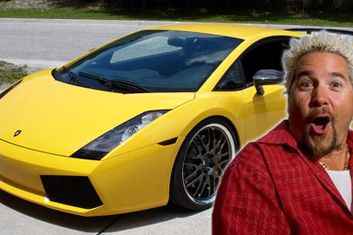 The Saga Of Guy Fieri\u0027s Stolen Lamborghini Has Drawn To A Close. According  The Marin Independent Journal, 19 Year Old Max Wade Been Sentenced Life ...