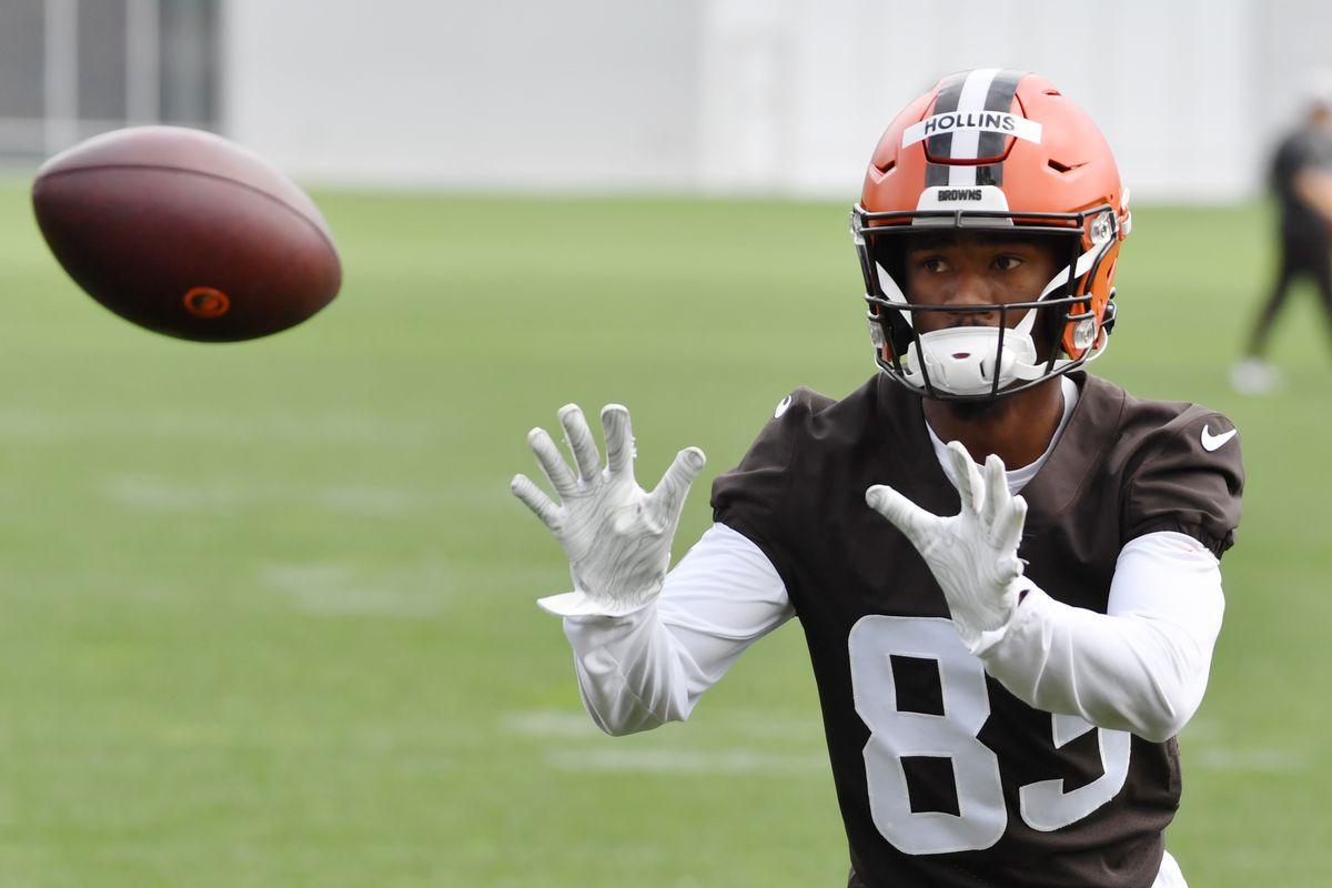 NFL: Cleveland Browns OTA