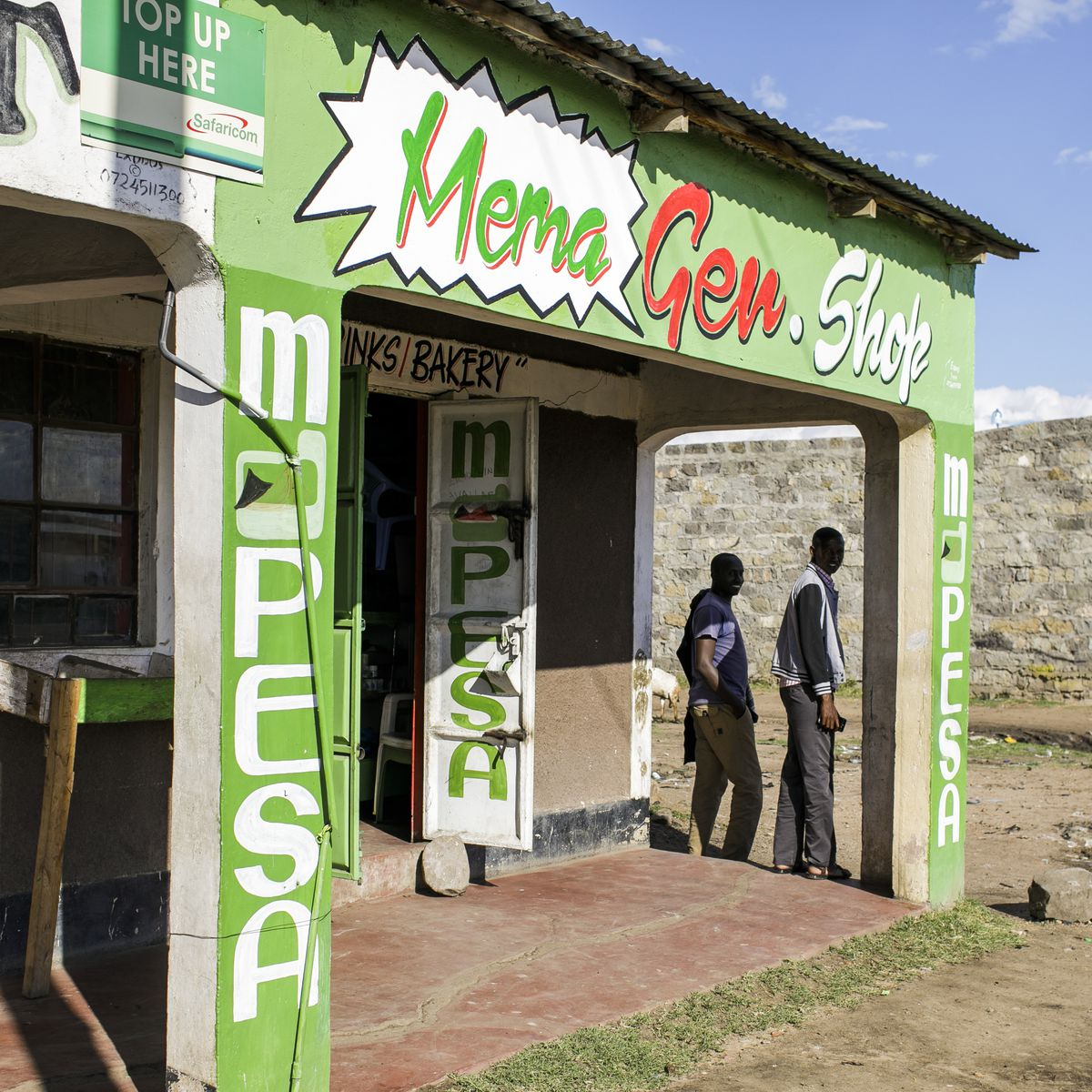 """What Kenya can teach its neighbors — and the US — about improving the lives of the """"unbanked"""""""