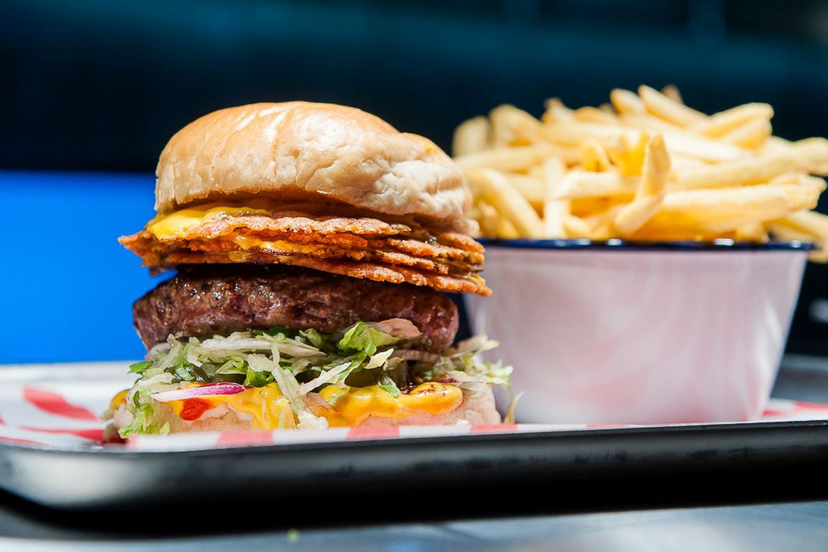 Gourmet junk London burger restaurant Meatliquor has closed its restaurant on Market Row in Brixton, south London