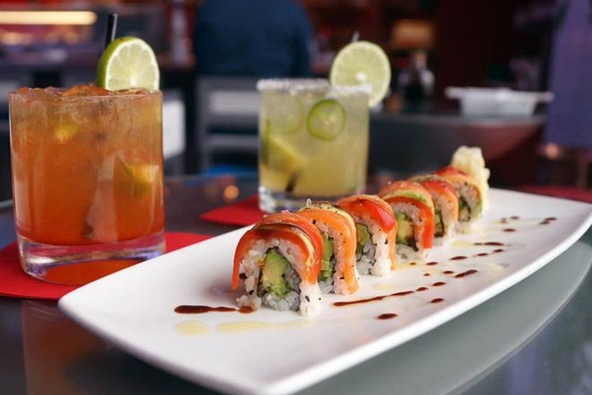 Sushi Teq Closes In Boston S Intercontinental Hotel Eater