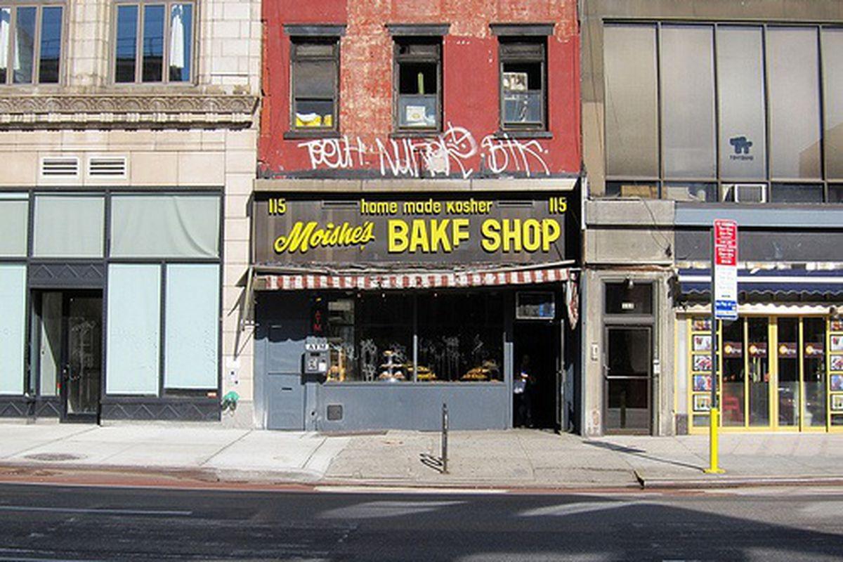 Moishe's Bake Shop