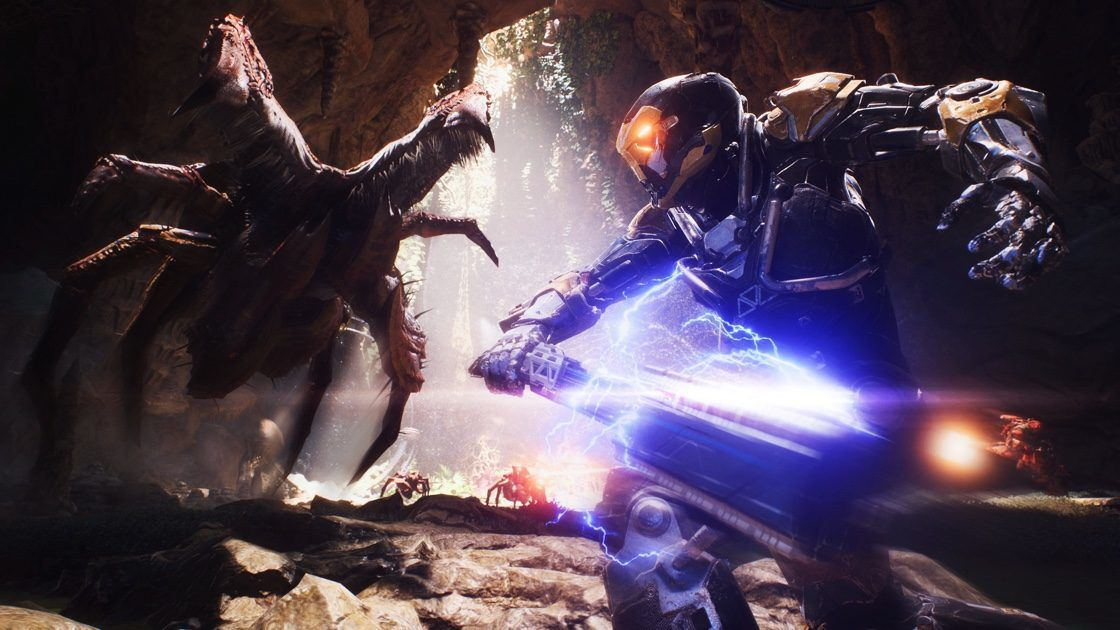 Anthem All Masterworks And Legendaries Guide Polygon