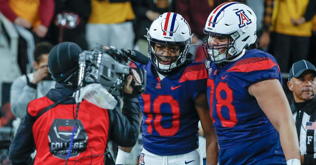 OL Donovan Laie returns to Arizona, one day after announcing transfer