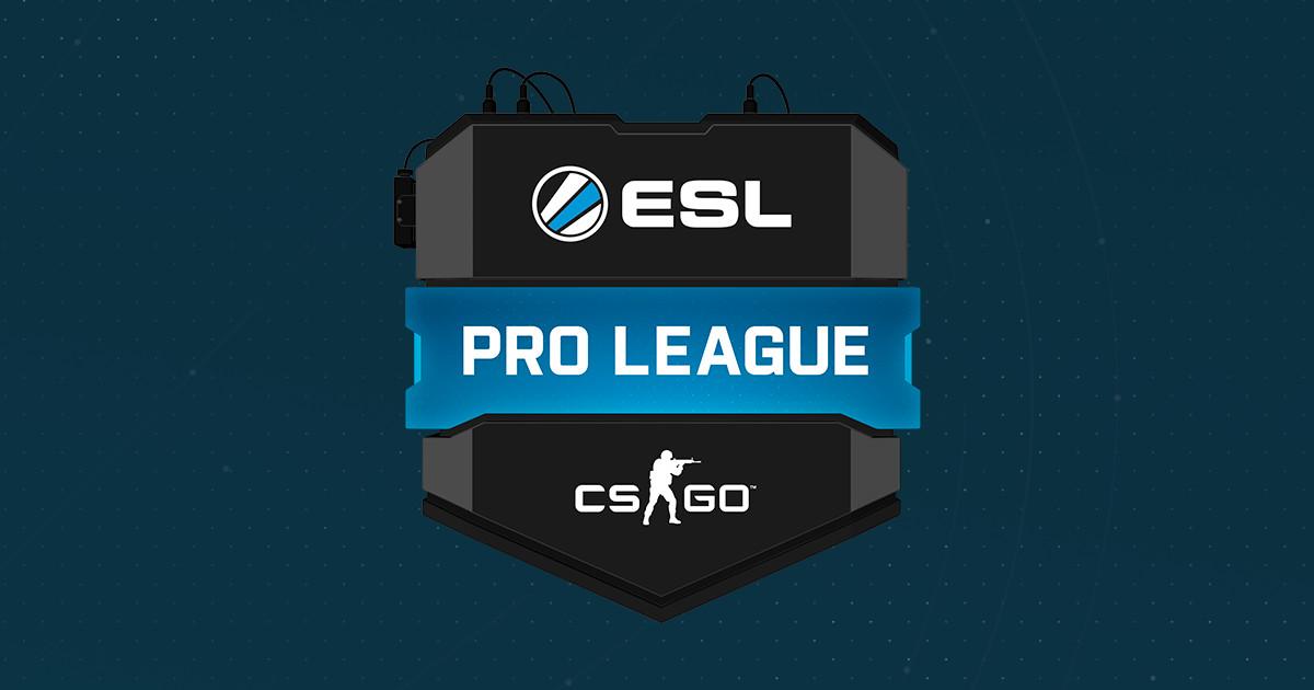 ESL Pro League logo