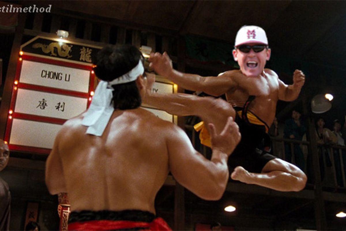 coach cohen dropkick