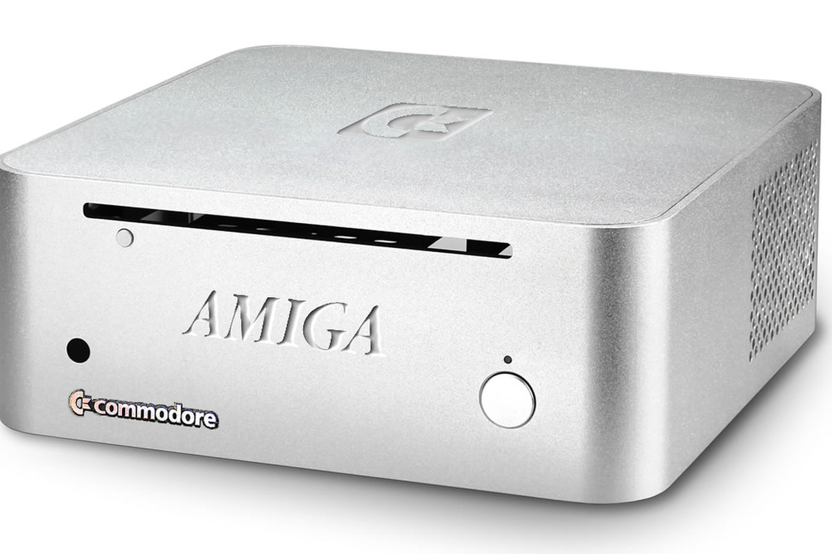 Commodore Relaunches Storied Amiga Brand With High End Amiga Mini