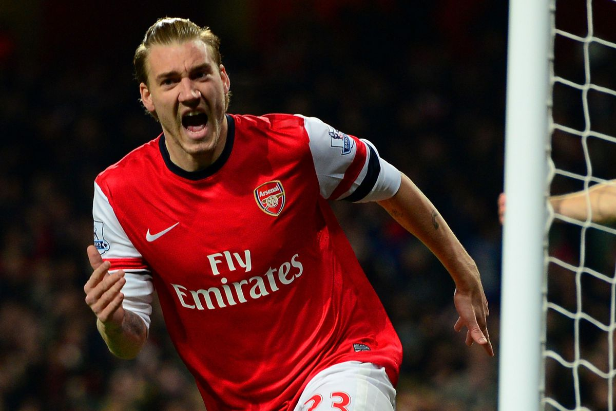 Will it be this man @5mil to lead the line for Arsenal in Giroud's absence?