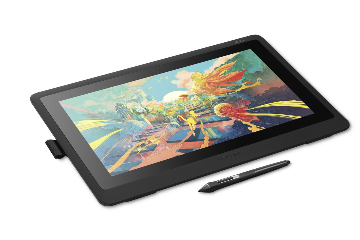 Wacom's $649 Cintiq 16 bridges the gap between hobbyists and