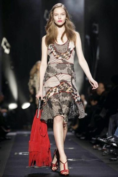 DVF Fall 2013: 'It's the Dress That Closes the Deal'