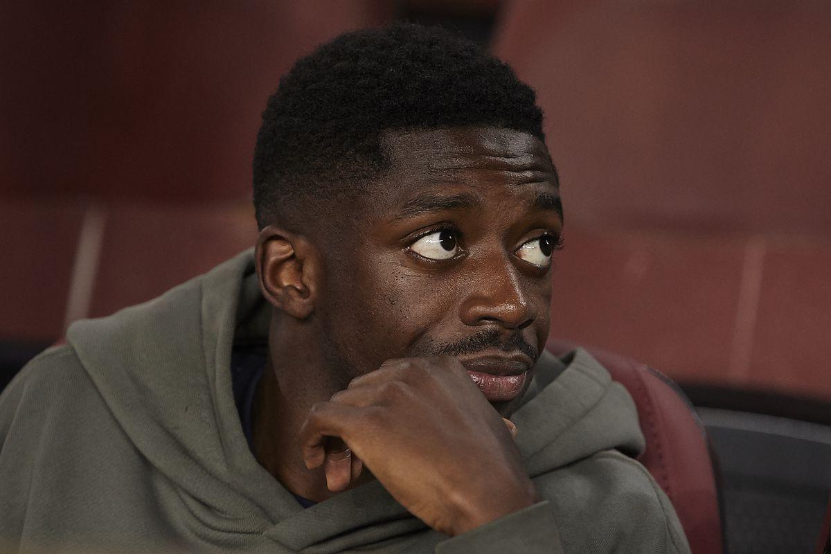 Ousmane Dembele is 'like a little boy,' says Kevin-Prince Boateng