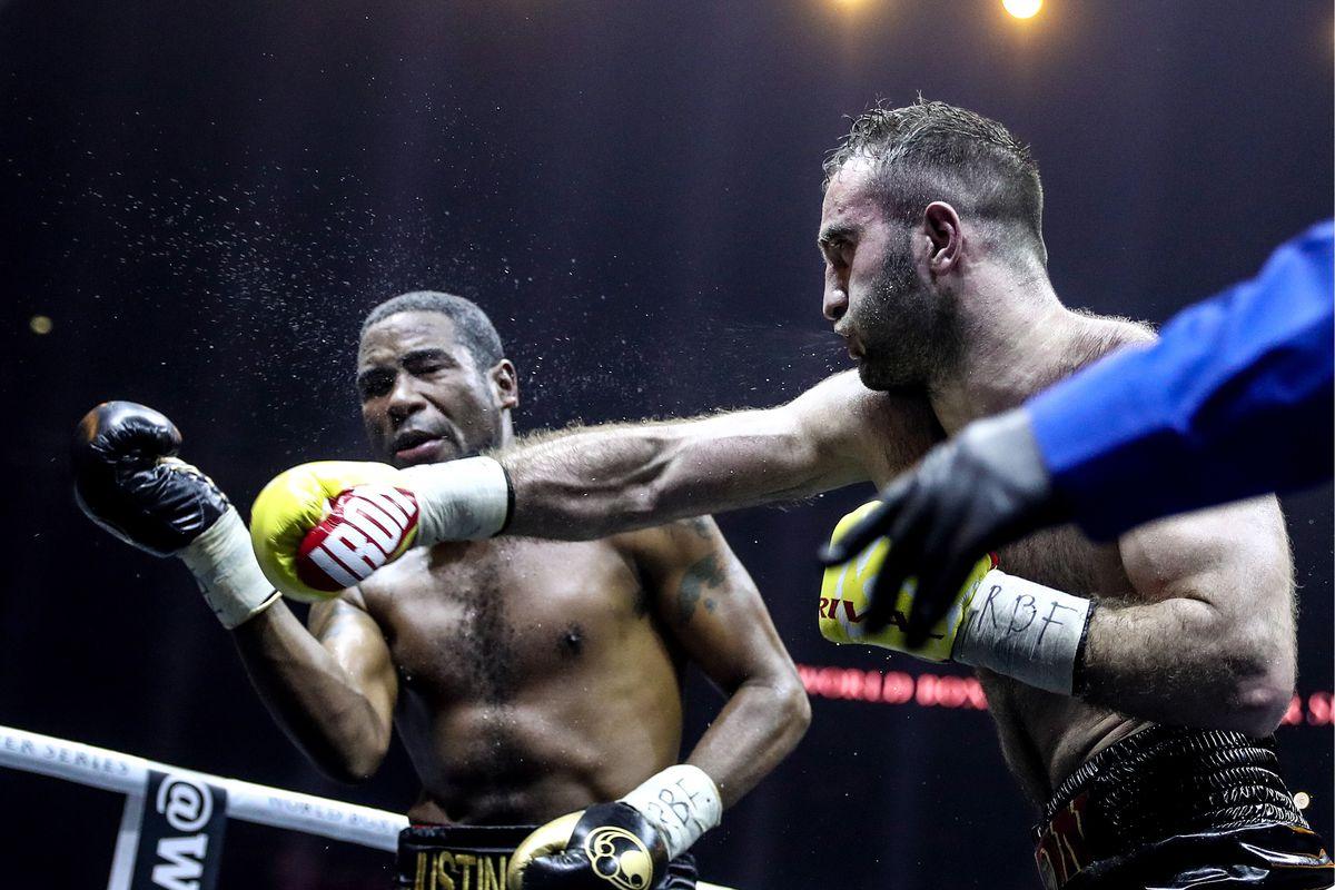 World Boxing Super Series semifinals: Murat Gassiev vs Yunier Dorticos