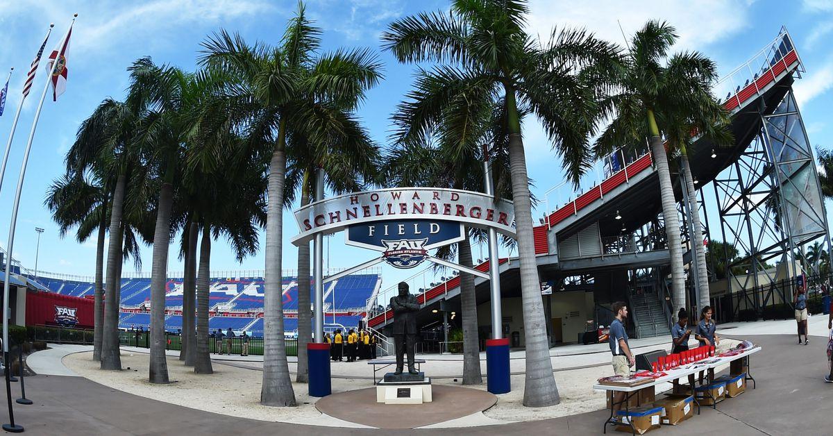 Boca Raton Bowl 2017 Fau Vs Temple Location Date And