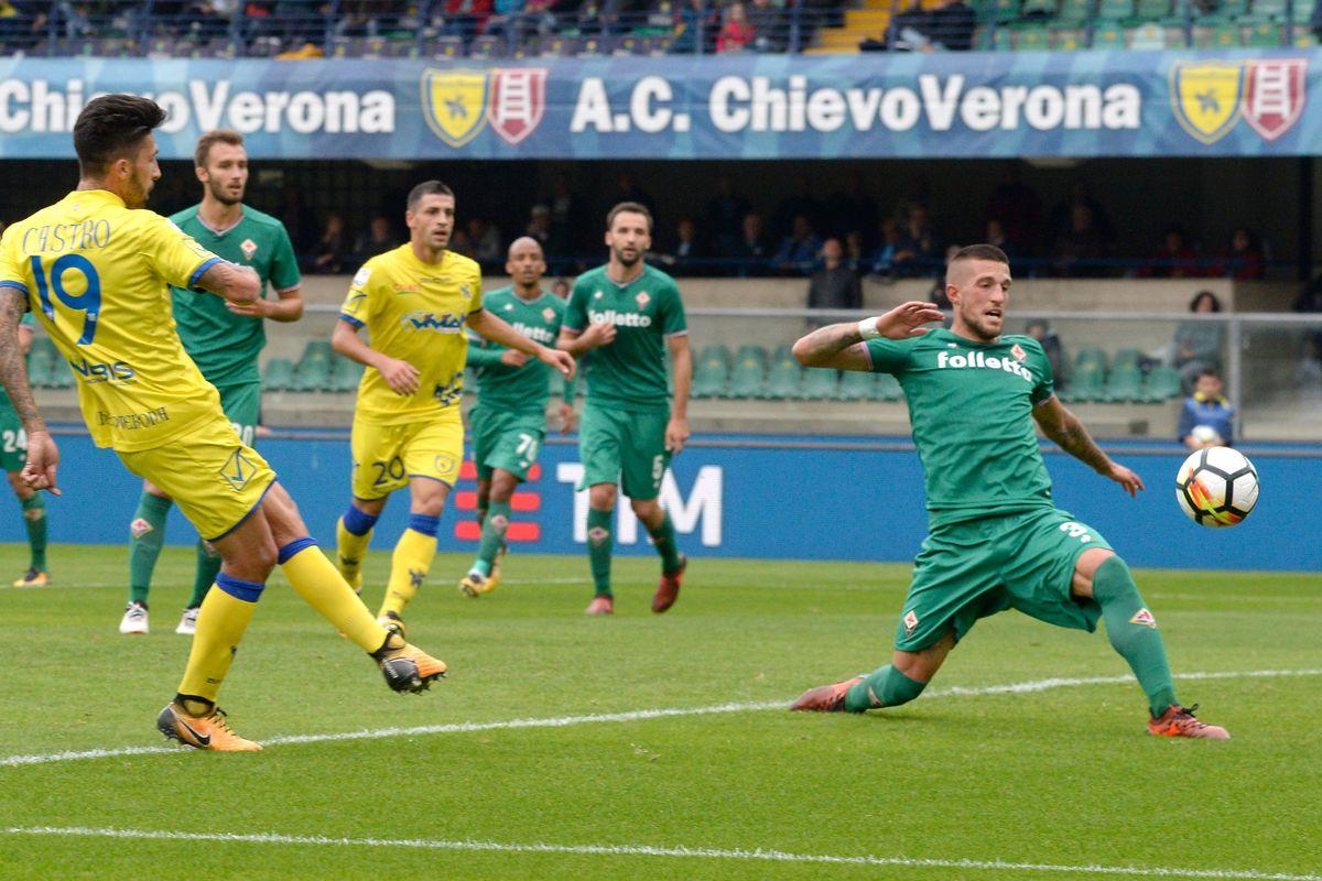 AC Chievo Verona v ACF Fiorentina - Serie A