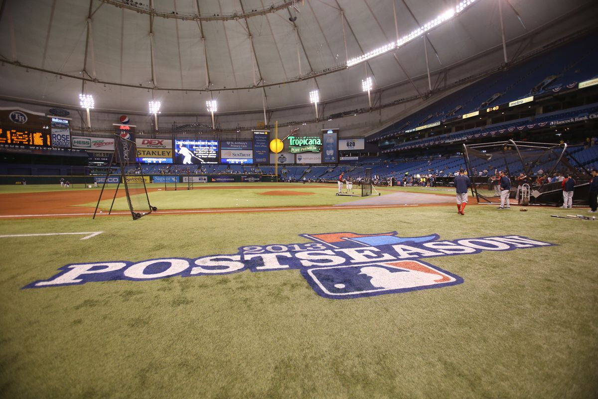ALDS Game 4: Boston Red Sox v. Tampa Bay Rays