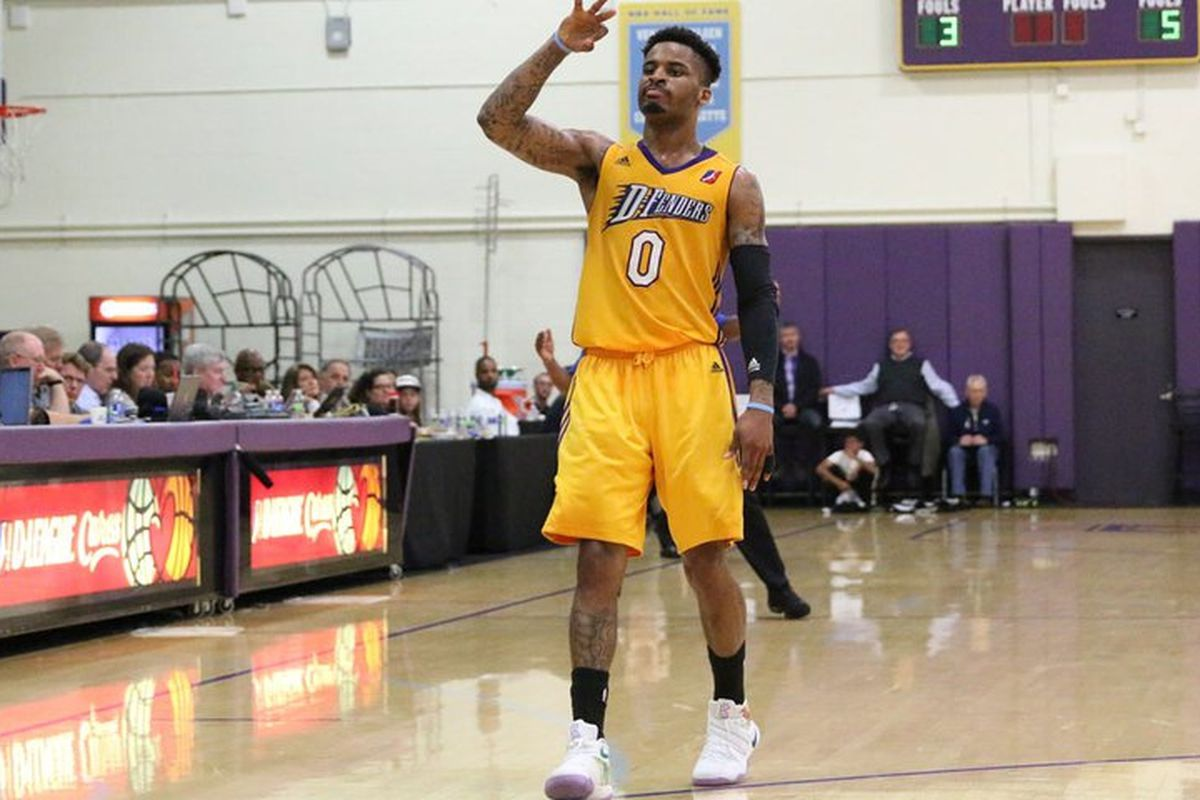 D Fenders Selfless Culture On Display In Win Over Reno Bighorns Silver Screen And Roll