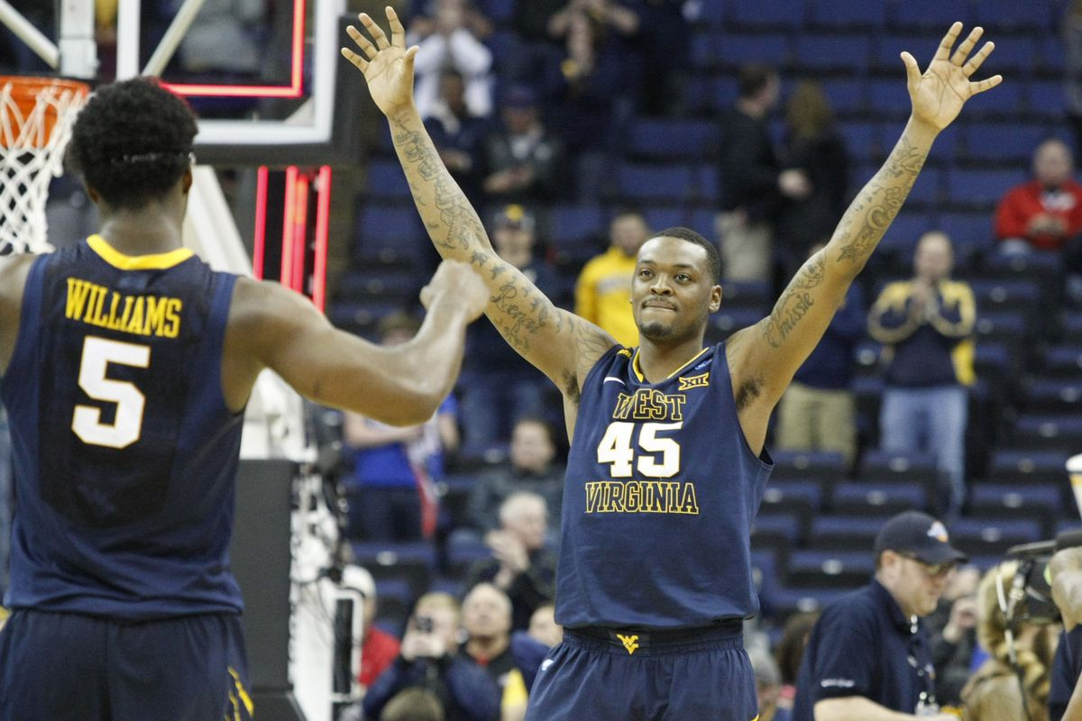 WVU advances to the Sweet 16 to face Kentucky after defeating Maryland 69-59