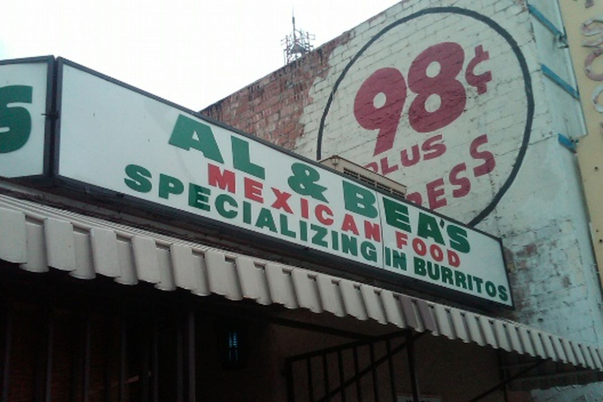 Al & Bea's, East LA.
