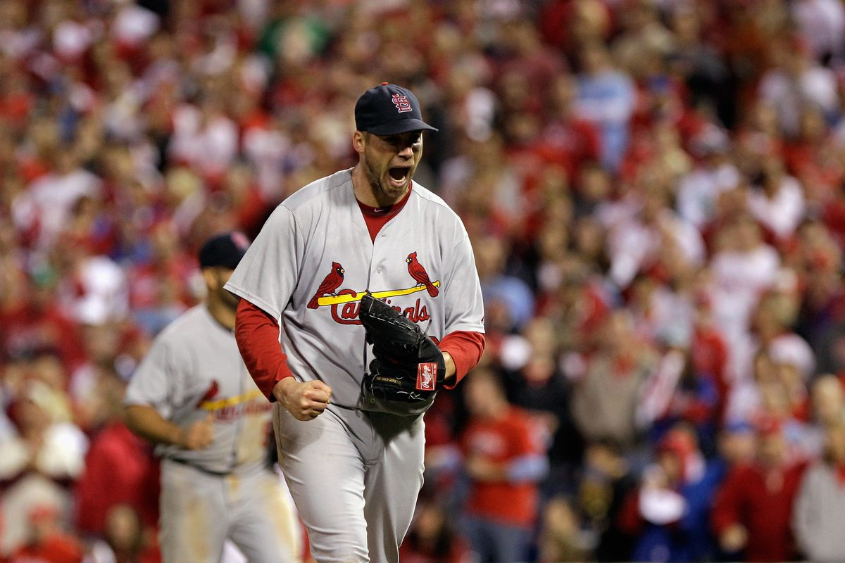 A Brief History of NLDS Game 5s in Cards history