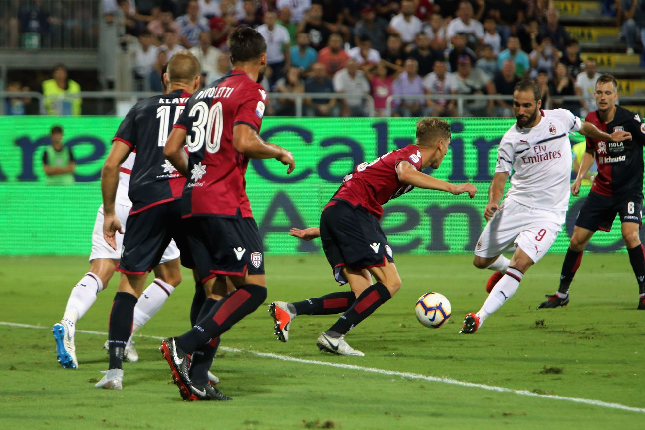 AC Milan V Atalanta: Preview, TV Schedule, & How to Watch Serie A online