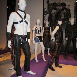 Bondage Styles Including Johnny Slut Of Specimen's Performance Outfit