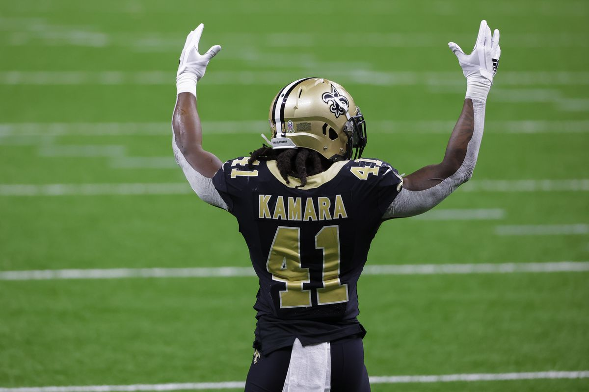 Alvin Kamara, Latavius Murray Fantasy football start/sit advice: What to do with the Saints RBs in Week 12 - DraftKings Nation
